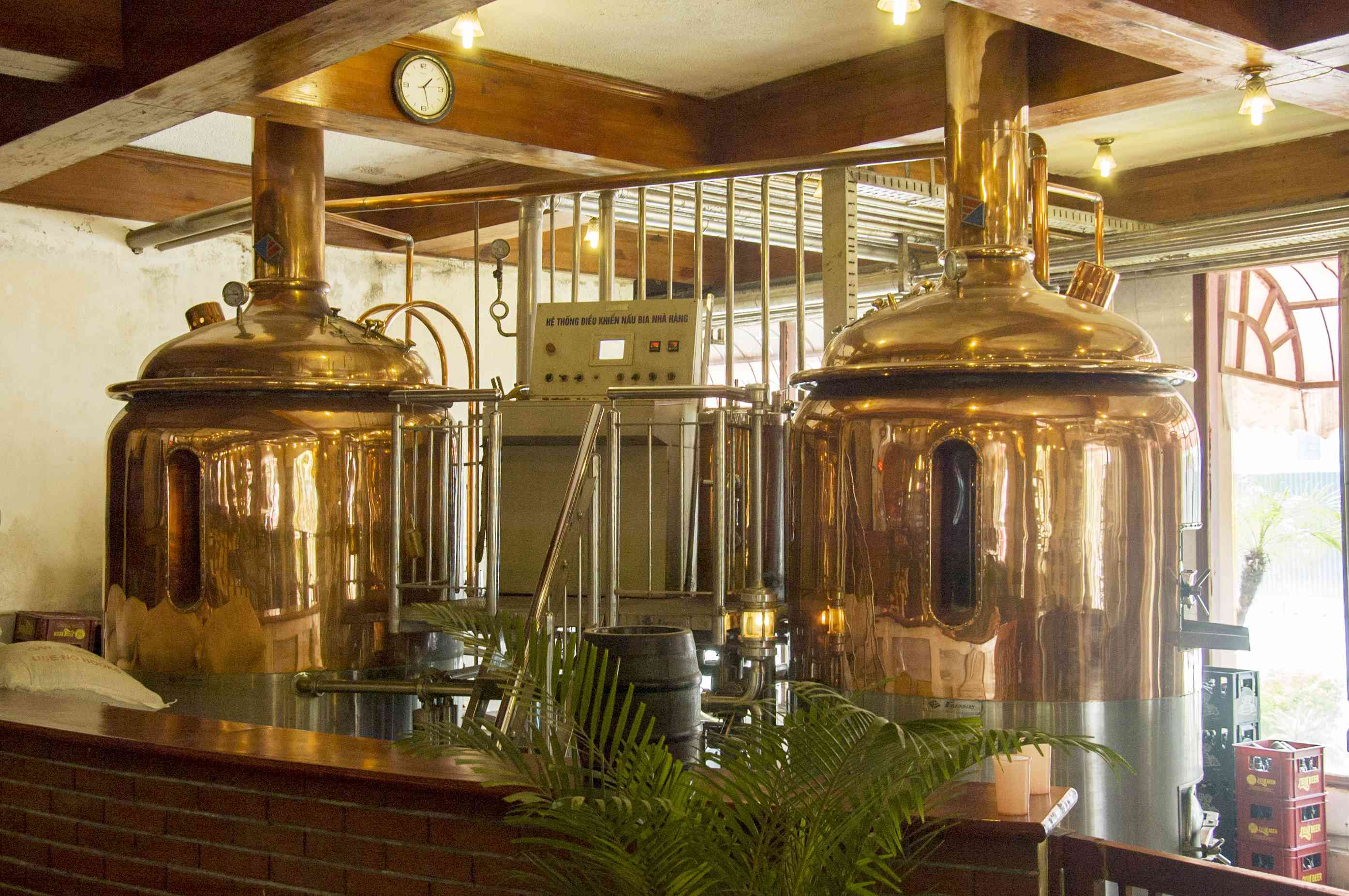 Vessel Brewhouse