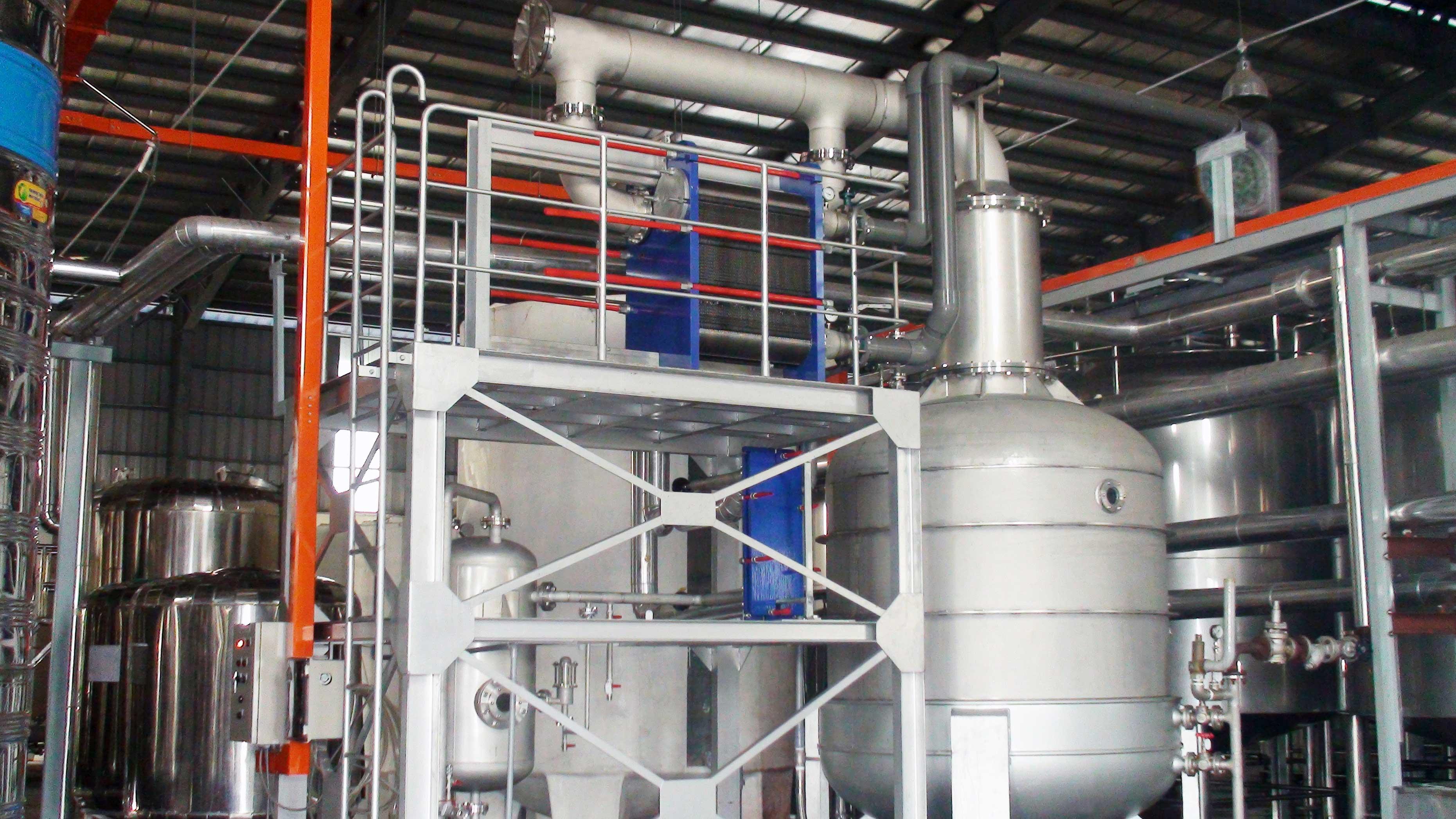 Dây chuyền thiết bị sản xuất rượu