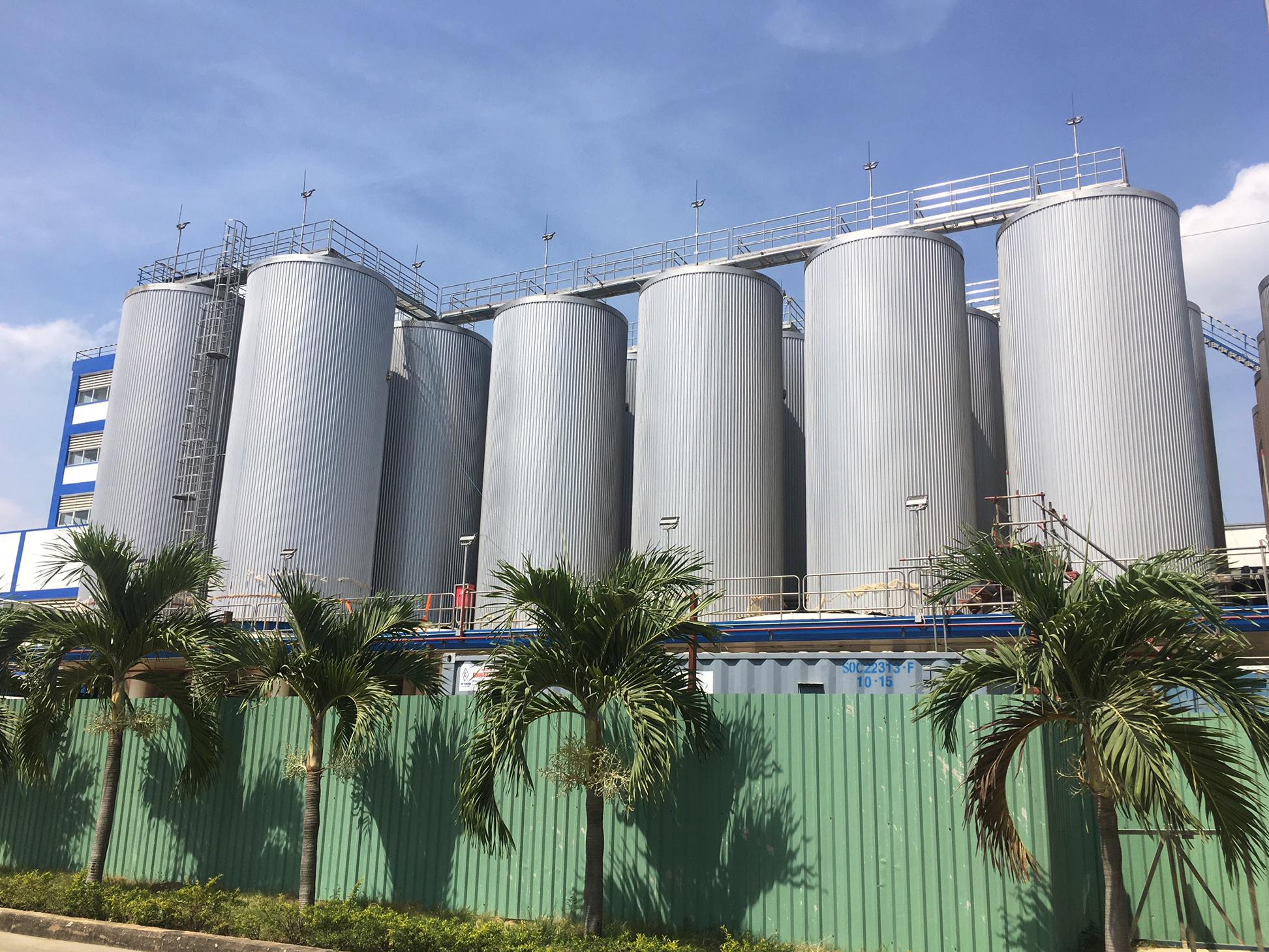 Dự án mở rộng công suất cho nhà máy Heineken Vũng Tàu - giai đoạn 1