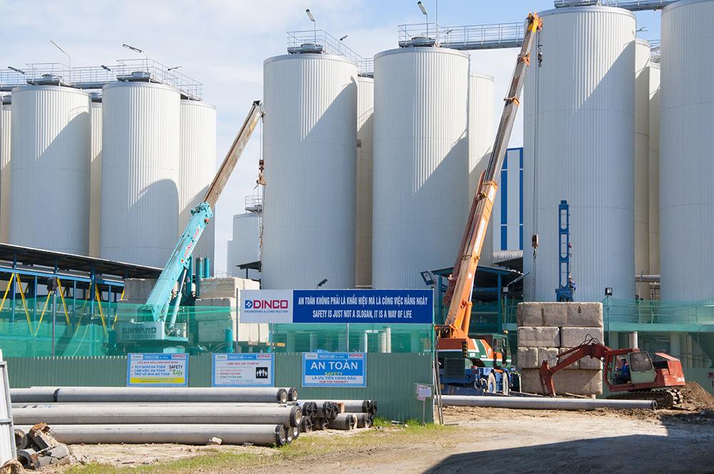Dự án nâng cấp công suất Nhà máy VBL Đà Nẵng giai đoạn 2